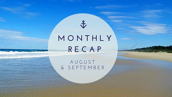 Aussie Flashpacker Monthly Recap