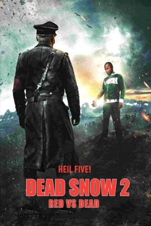 Download Dead Snow 2 (2014) UNRATED English Movie 480p | 720p BluRay 400MB | 800MB