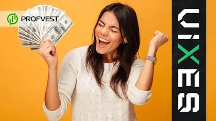 Vixes – до 840% прибыли за 280 дней!