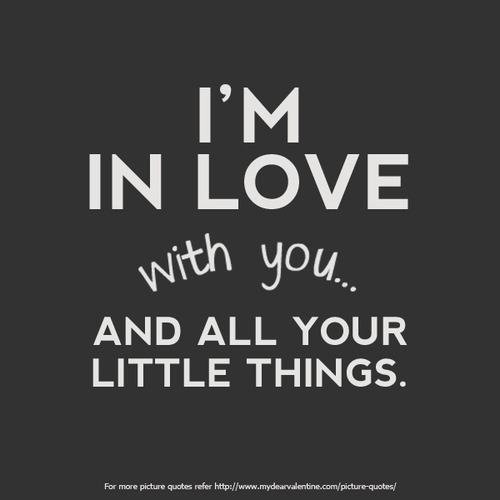 So In Love Quotes And Sayings: So In Love With You Quotes. QuotesGram