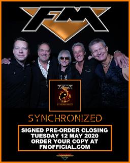 FM - Synchronized - signed CD pre-order