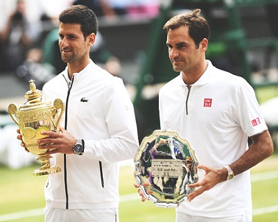 Djokovic beats Federer in epic Wimbledon final 2019, claim fifth title
