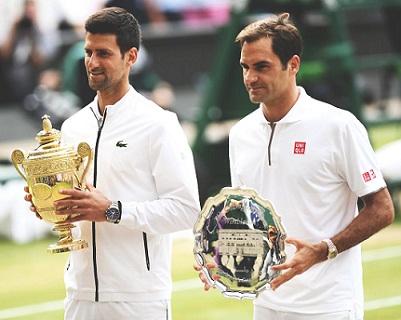 Djokovic beats Federer in epic Wimbledon final 2019, claim fifth title