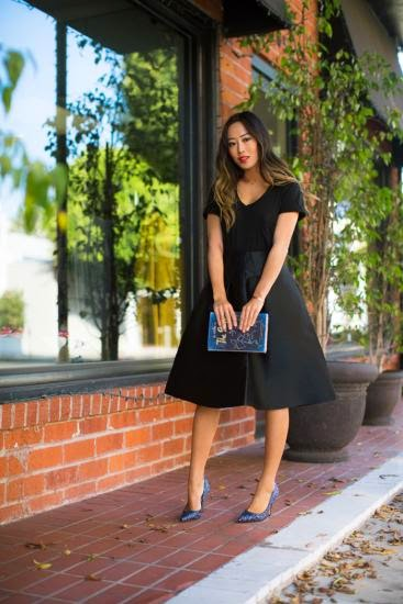 Weekly inspiration - Midi skirt