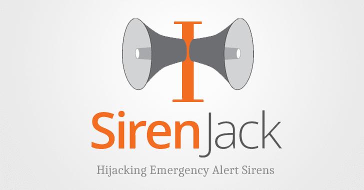 Hacking Emergency Warning Alert Sirens