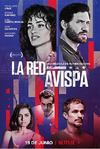 LA RED AVISPA 2019 ONLINE FREEZONE-PELISONLINE