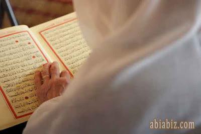 bacaan dua kalimat syahadat