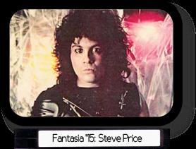 Fantasia 2015: Steve Price