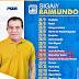 Raimundo Fernandes continua liderando nas pesquisas e virá a Marcelino Vieira RN