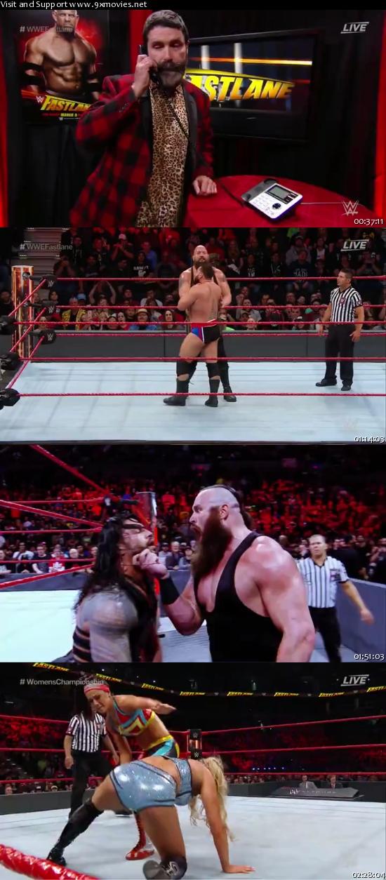 WWE Fastlane 2017 PPV WEBRip 480p