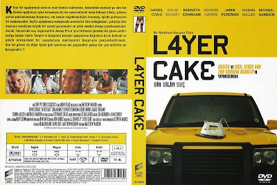 Layer Cake (Bir Dilim Suç, 2004) DVD