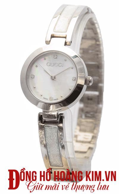 đồng hồ nữ dây thép thời trang
