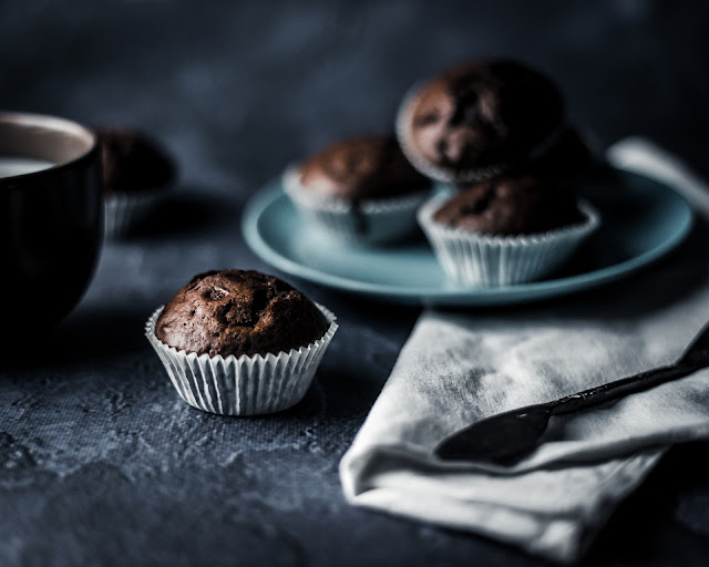 Mufin Coklat