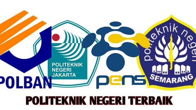 Daftar politeknik negeri terbaik di indonesia 2020