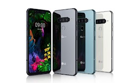 LG unveils the G8S ThinQ, to be available across global markets later this month