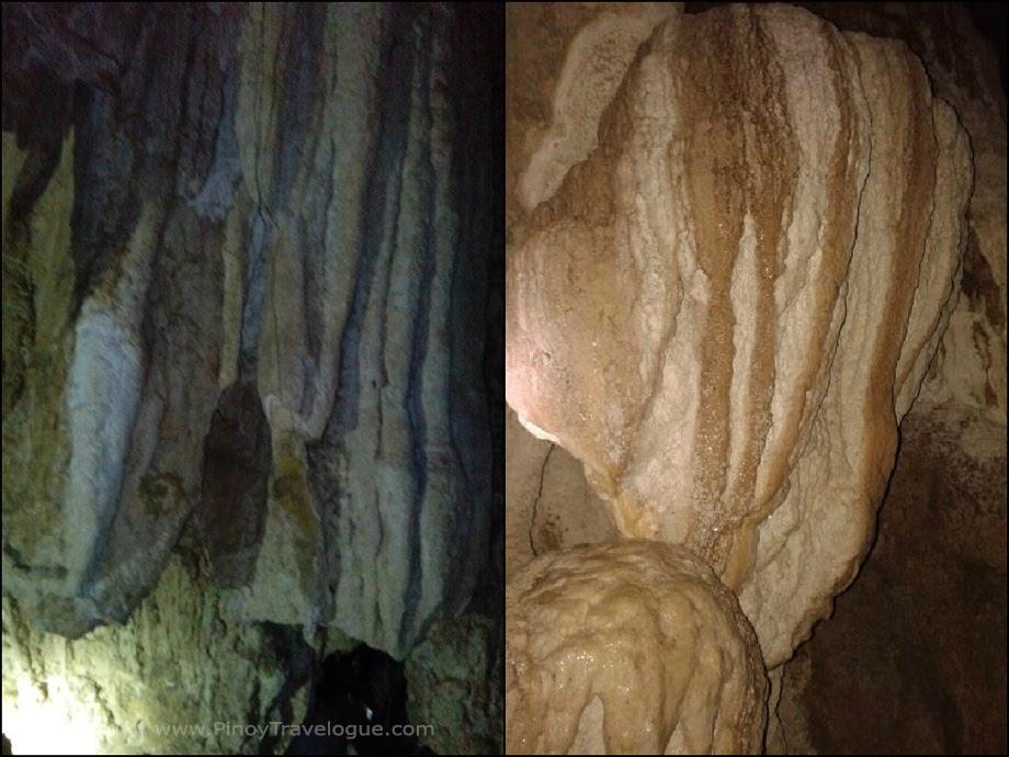 Rock formation inside Ugong Rock