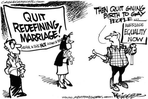 Same Sex Marriage Problems 116