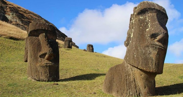 New clues clarify symbolism of Easter Island statues