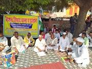50 वर्ष के संघर्ष से मिली अधूरी बाधमण्डी को हड़पने का खेमई प्रसाद ने लगाया आरोप