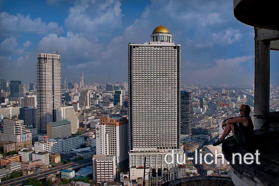 Có rất nhiều khách sạn từ sang trọng tới bình dân tại Thái