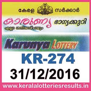 http://www.keralalotteriesresults.in/2016/12/kr-274-karunya-lottery-results-31-12-2016-kerala-lottery-result.html