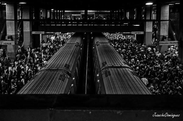 Los sistemas de metro más activos del mundo