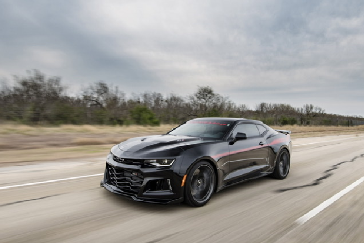 Hennessey Performance thử nghiệm Camaro ZL1 Exorcist 1000 mã lực