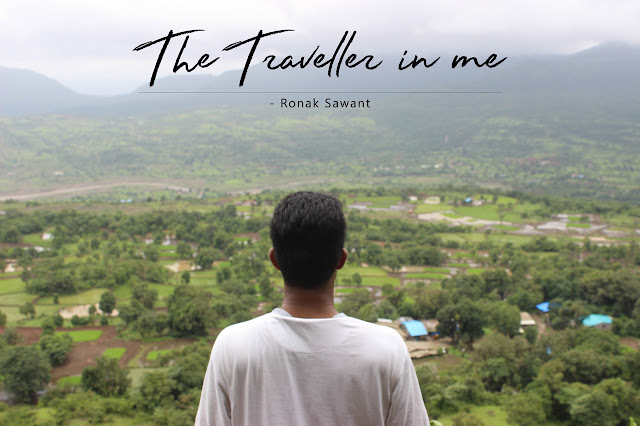 Cover Photo: The Traveller in me - Ronak Sawant