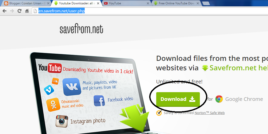 umans downloader