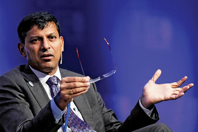 गवर्नर कोई हो, चलता रहेगा भारतीय रिजर्व बैंक - रघुराम राजन