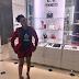 Chimamanda Adichie rocks African print blazer & shorts in new photo