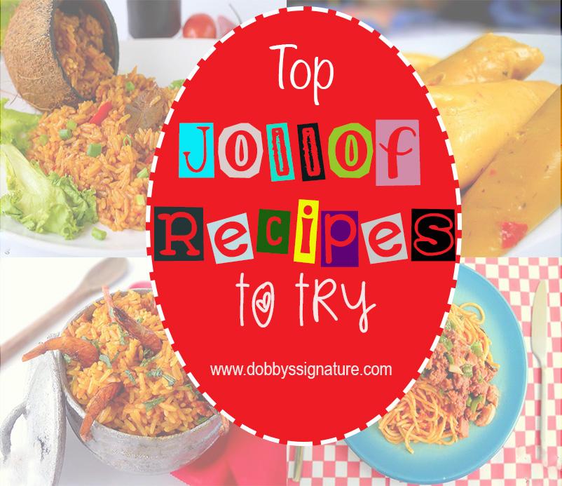 Dobbys signature nigerian food blog i nigerian food recipes i top jollof recipes to make today forumfinder Gallery