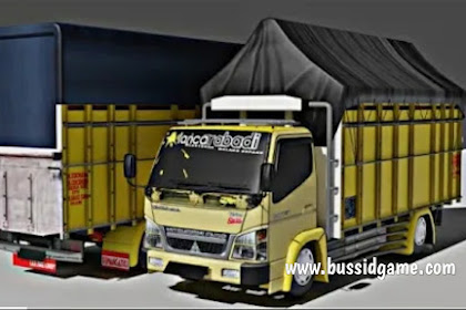 Mod Truck New Canter Budak Rawit By ADS
