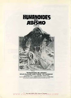 Humanoides del Abismo / Guía publicitaria CB Film / 07