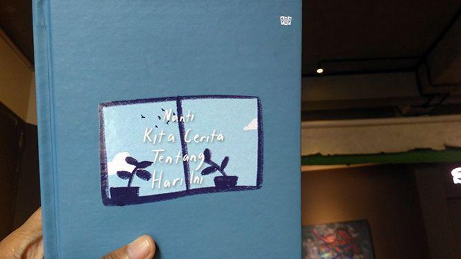 Buku Nanti Kita Cerita Tentang Hari Ini Karya Marchella FP