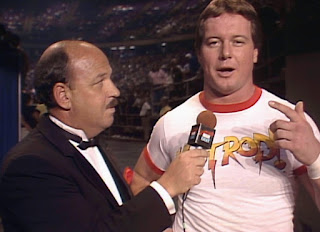 WWE / WWF Saturday Night's Main Event 2 - Mean Gene interviews Roddy Piper