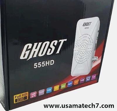 GHOST 555 HD RECEIVER NEW SOFTWARE 1506TV SVA1