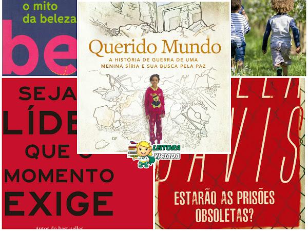 Lançamentos: BestSeller, Rosa dos Tempos, Difel, Best Business e Paz & Terra (Grupo Editorial Record)