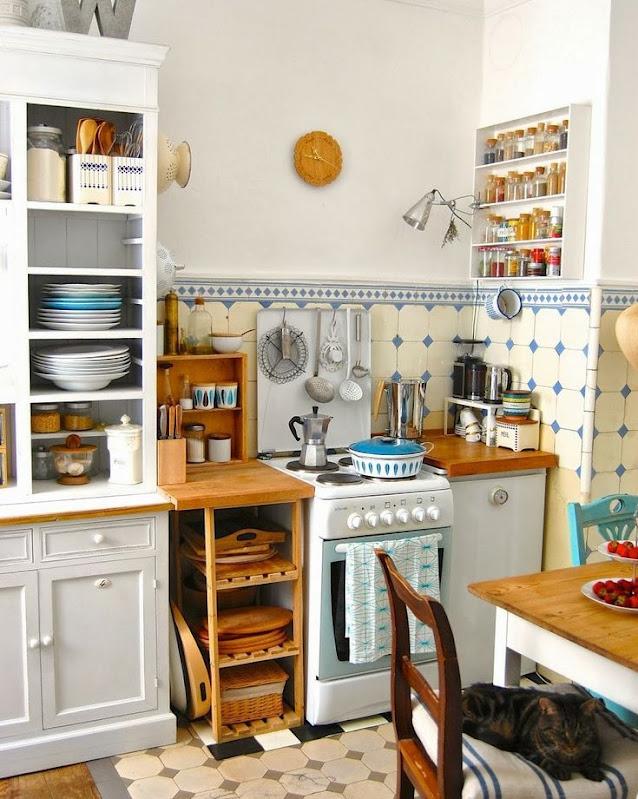 Desain Dapur Kecil Minimalis Modern Terbaru