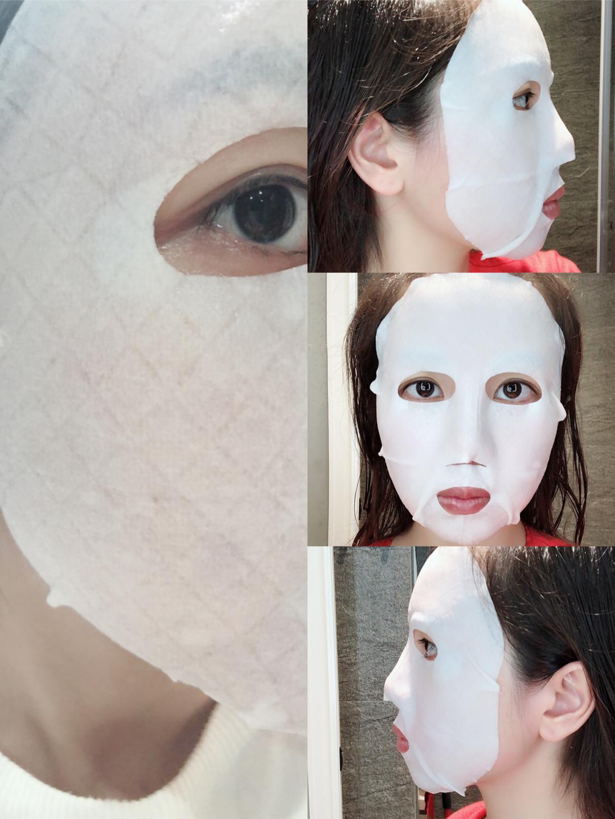 Beautylife HK - 【Olay】一片面膜~半支B3美白精華。。超貼面鑽石彈力
