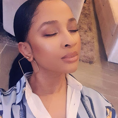 Adesua Etomi Appeals To AMVCA Attendees To Stay Indoor As One Of The Attendees Tested Positive For Coronavirus