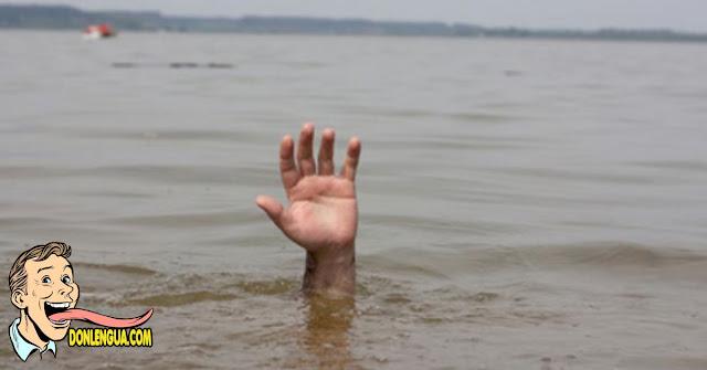 Se ahogó en un río de Anzoátegui y no pudieron salvarle la vida