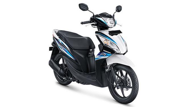 Sepeda Motor Spacy