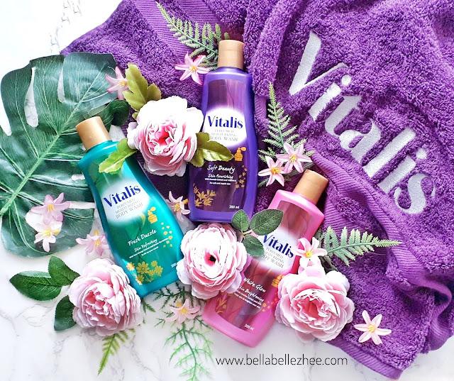 sabun mandi Vitalis