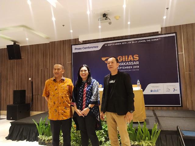 Dorong Pertumbuhan Industri Otomotif, GIIAS Makassar Siap Dibuka Besok