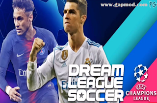 DLS 2019 UCL by Pro Gamer Mod APK OBB Download for Android