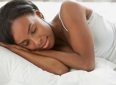 Sleep as a healthy tip for brides