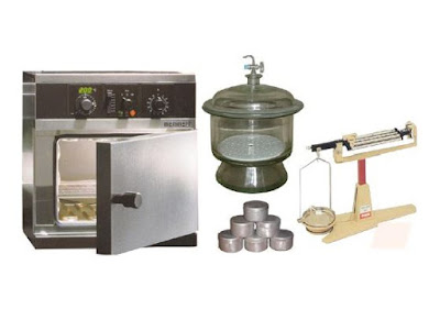 alat alat yang digunakan pada gravimetri penguapan