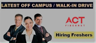 ITI/Diploma/Any Graduate Job Vacancy Direct Walk In Interview For Position Field Network Engineer In Atria Convergence Technologies Ltd Chennai