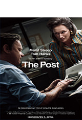 The Post: Los oscuros secretos del Pentágono (2017) BDRip 1080p Latino AC3 5.1 / ingles DTS 5.1